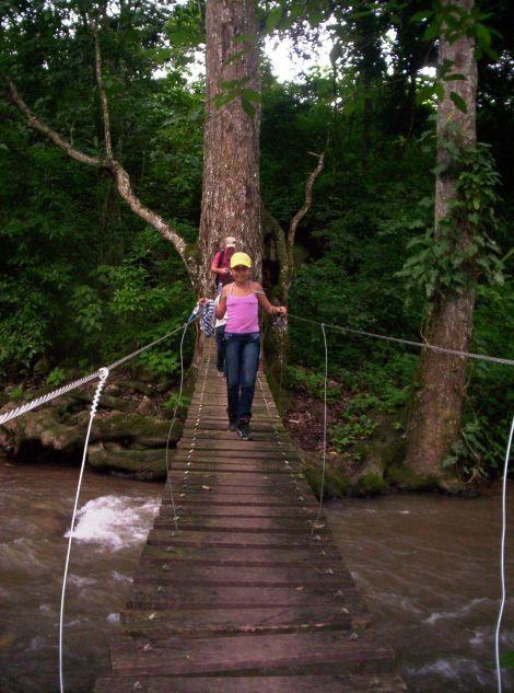 Keren Mejía Gil - Excursión a la Reserva Natural los Tananeos
