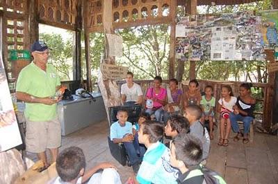 Escuela Ambiental del Cesar