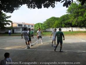 16. Jornada deportiva Liceo