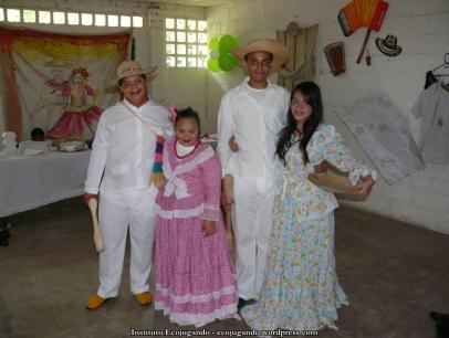 18. Muestra folclórica El Pilón