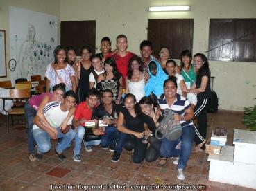 19. Estudiantes IV semestre Bellas Artes
