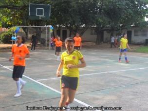 20. Fútbol femenino Liceo Moderno