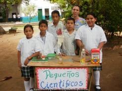 Exposición de ciencia estudiantil