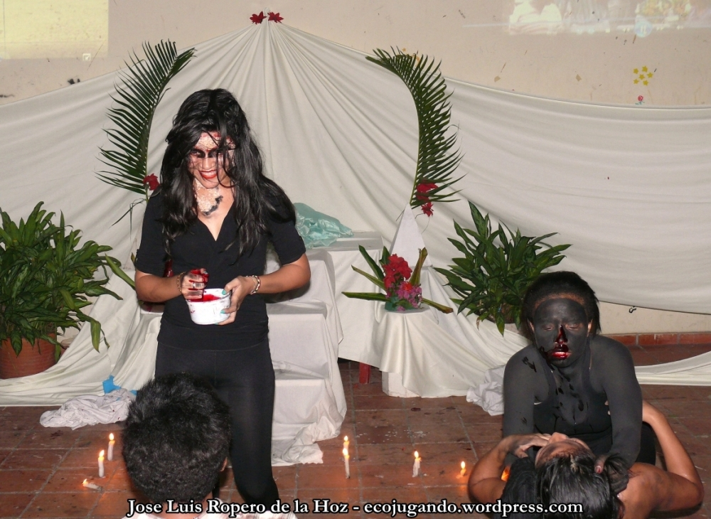 El Performance de Bellas Artes en Valledupar (6/6)