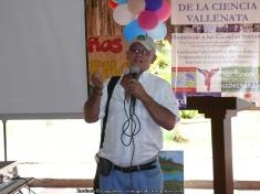 Charla del profesor Olamr Quintero - Fiesta de la Ciencia 2012