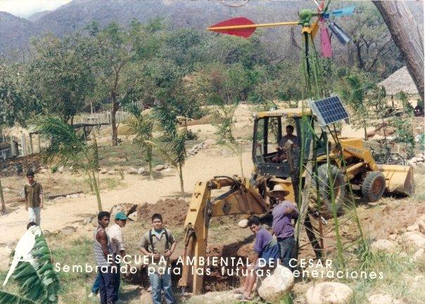 Escuela Ambiental 1997 - 3