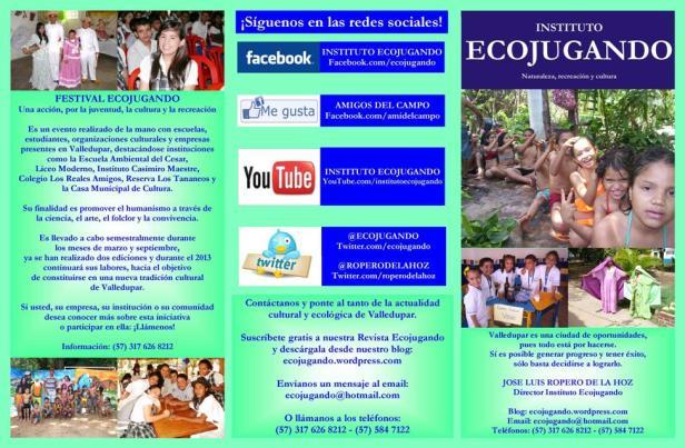 Clic aquí para descargar nuestro Portafolio 2013