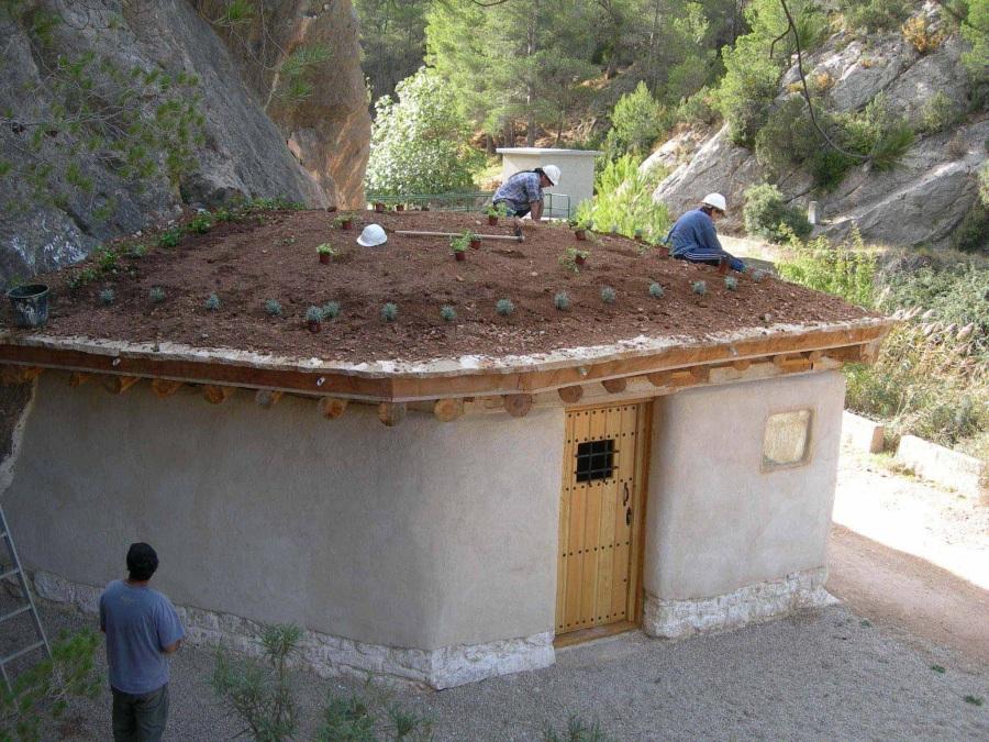 Vivienda Bioconstruída en España - Proyecto Ismana