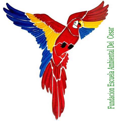 Emblema Escuela Ambiental del Cesar