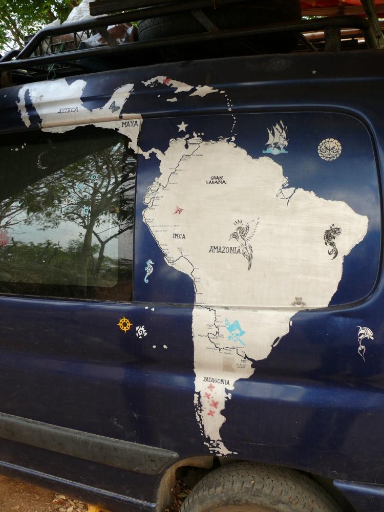 El Vuelo de la Golondrina y su recorrido por América