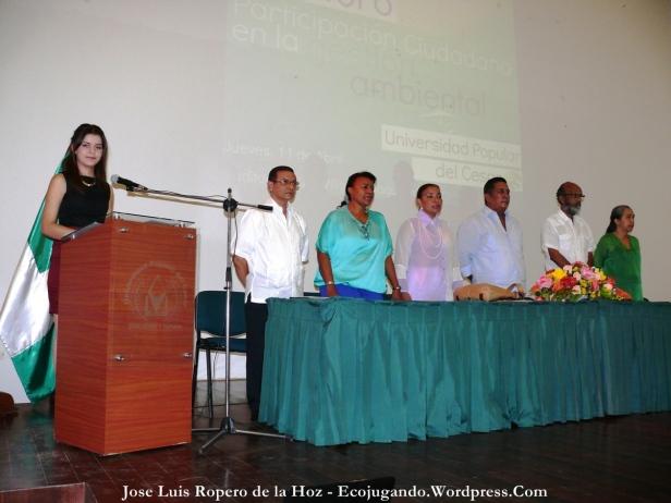 Foro Particiàción Ciudadana en la Gestión Ambiental