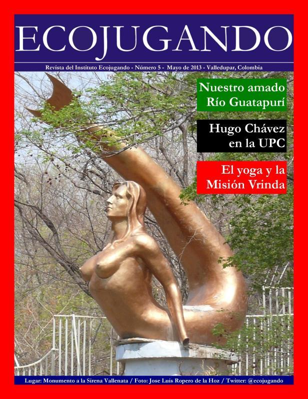Clic en la imagen para descargar la Revista Ecojugando.