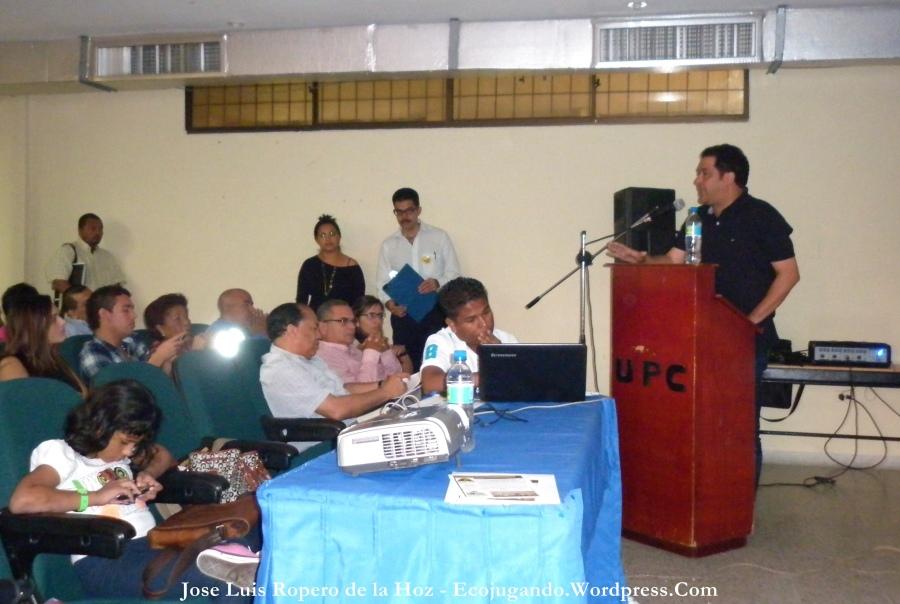 Foro Impactos de la Minería en el Cesar - Auditorio IPS