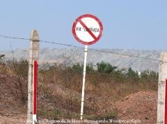 Prohibido el paso
