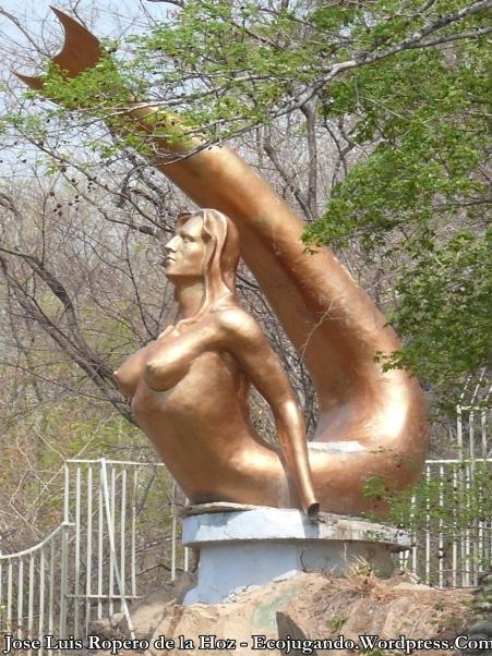 Sirena Vallenata, lamentablemente amputada.