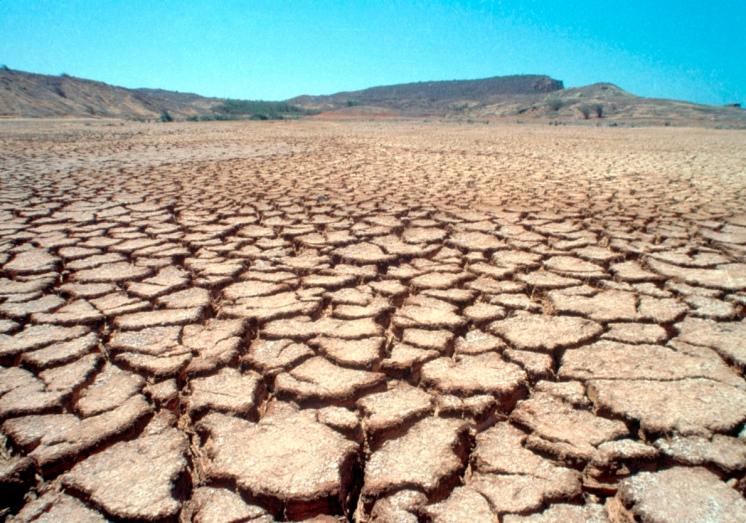Desierto Erosión