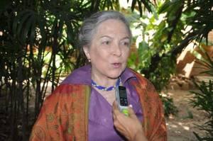 Alba Luz Luque - Directora Fundación Aviva