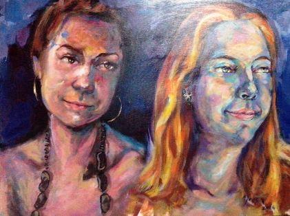 Martha y Molly