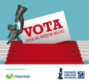 VIII Premios 20Blogs