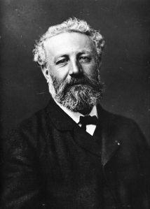 Jules Verne, retrato por Félix Nadar