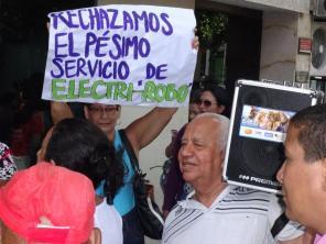 Protesta ciudadana Valledupar