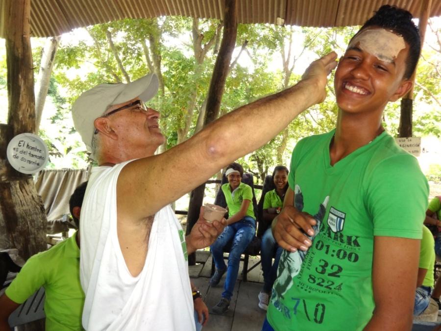Estudiante Colegio Eloy Quintero Araújo