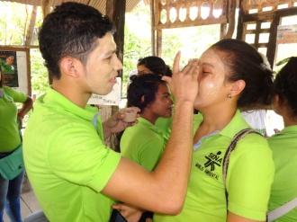 Maquillaje ecológico