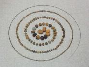 """Instalación """"La espiral del silencio"""", por Eduardo Butrón. Foto: Jose Luis Ropero."""