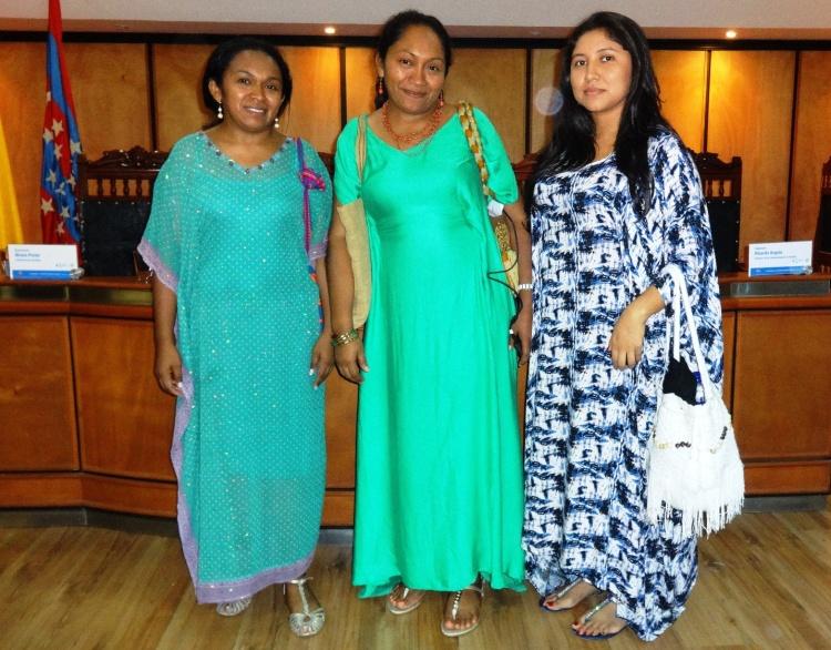 Fuerza de Mujeres Wayuu. Foto: Ropero de la Hoz