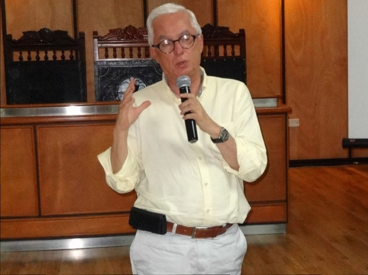 Senador Jorge Robledo. Foto: Ropero de la Hoz.