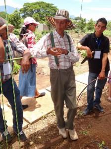 Profesor Daniel Rolan García. Foto: Ropero de la Hoz