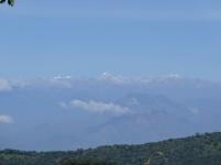 Sierra Nevada de Santa Marta, vista desde Manaure
