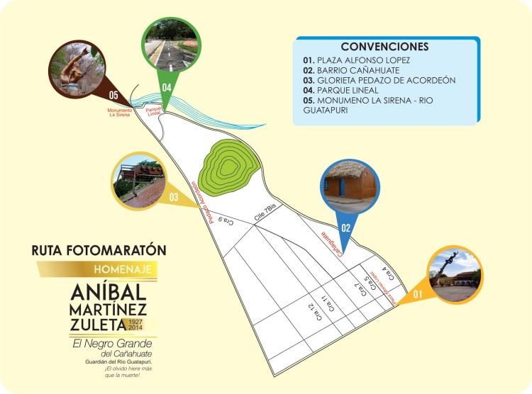 Ruta de la Fotomaratón