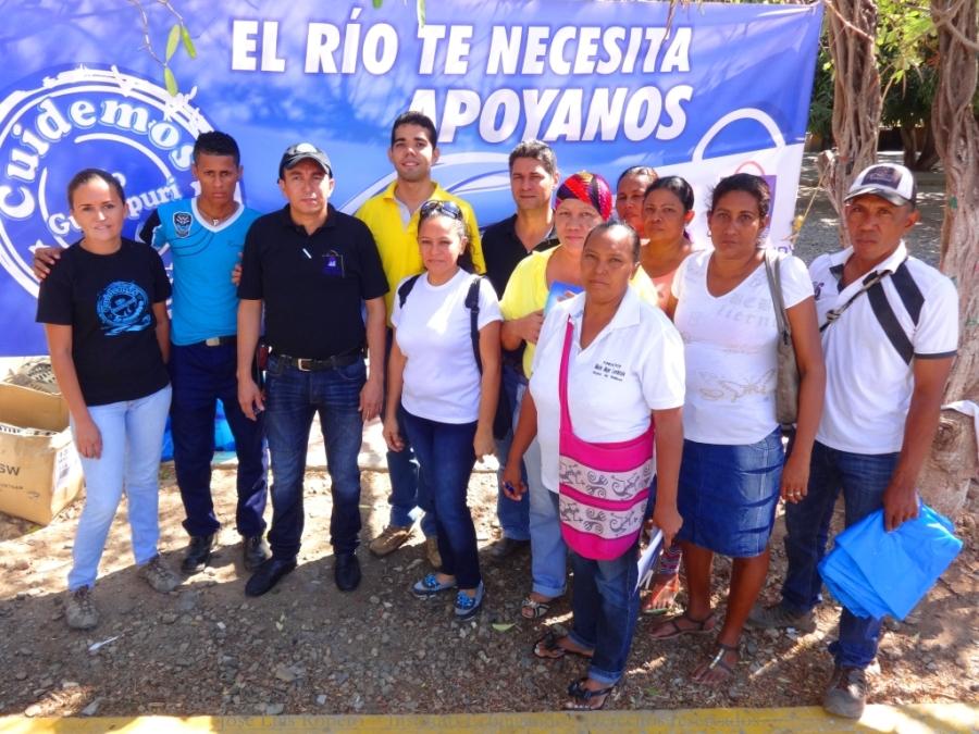 Participantes del evento. Foto: Jose Luis Ropero - Ecojugando