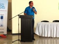Andrés Meza Araújo, Secretario de Ambiente