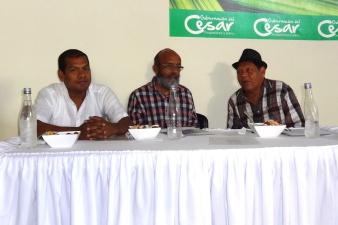 El jurado, Leonardi Pérez, Tomás Darío Gutiérrez, Rosendo Romero.