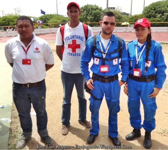Cruz Roja Cesar - Guajira