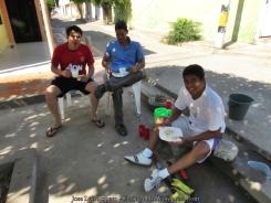 Junta de Acción Comunal, barrio Garupal II. Foto: Jose Luis Ropero.