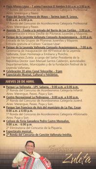 Festival Vallenato 3