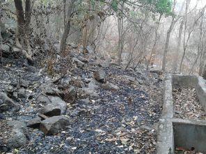 Los Besotes incendio 8
