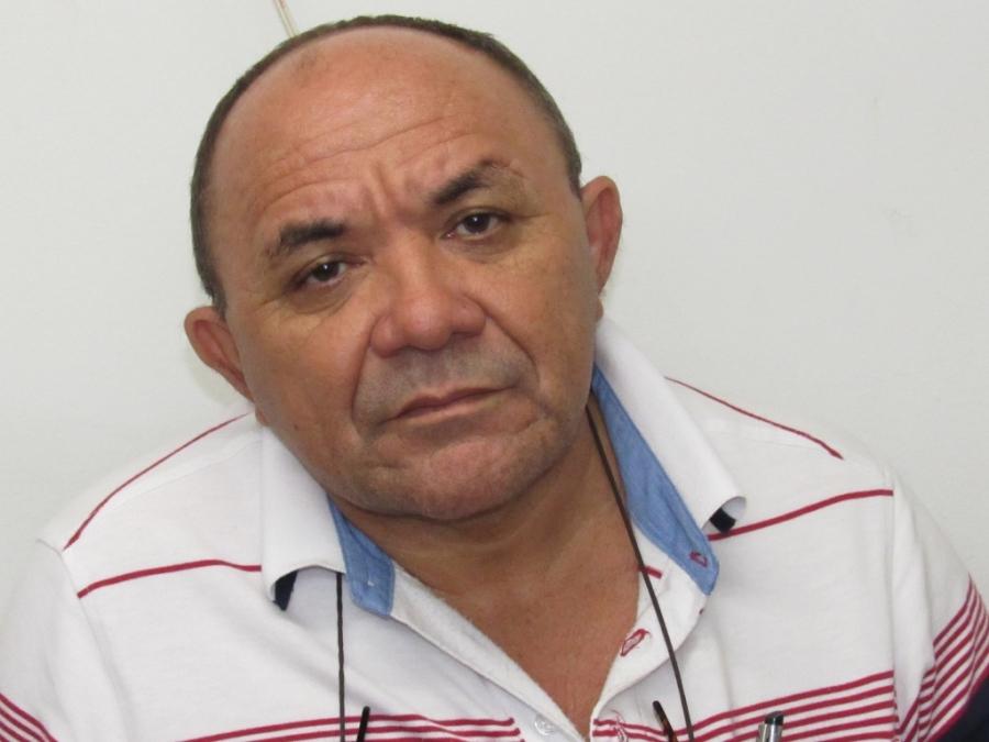 Wilson Márquez Daza, coordinador de áreas protegidas (Corpocesar). Foto: Jose Luis Ropero - Ecojugando.