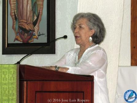 Alba Luz Luque Lommel, directora Fundación Aviva. Foto: Jose Luis Ropero.