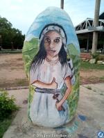 Indígena arhuaca.