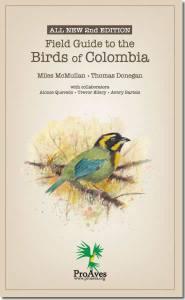 Guía de Aves de Colombia, Proaves.