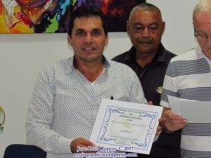 Alejandro Solano, juez del concurso. Foto: Jose Luis Ropero.