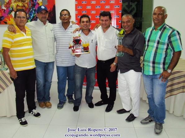 Participantes en el VII Concurso del Canario Timbrado Español, Valledupar 2017. Foto: Jose Luis Ropero.