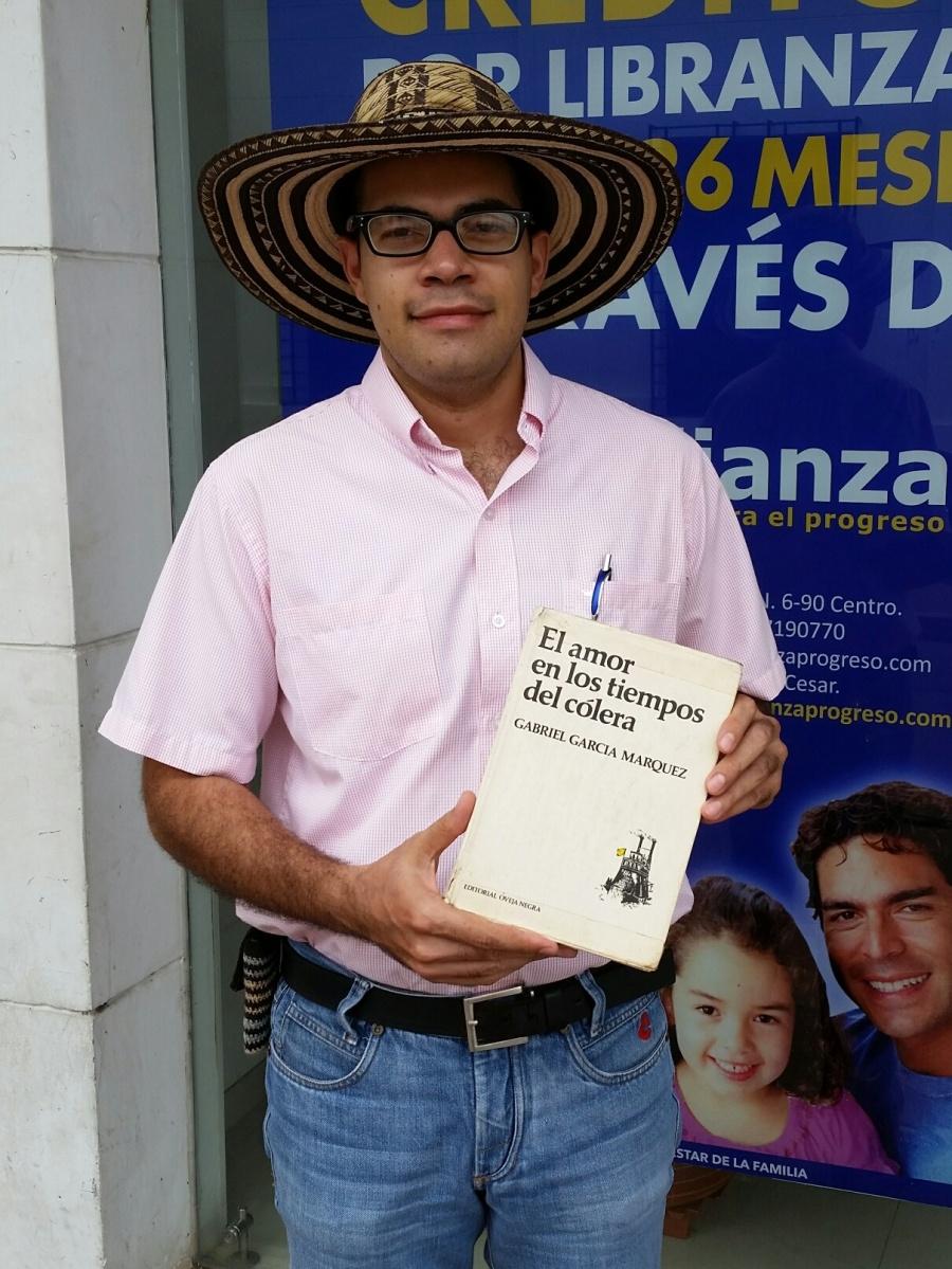 Director del Instituto Ecojugando en propiedad del ejemplar.