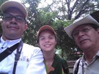 Haciendo birding con la Universidad Jorge Tadeo Lozano.