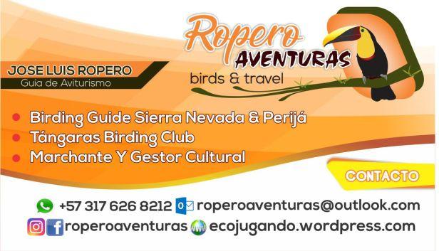 Tarjetas Ropero Aventuras