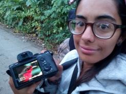fotografa muestra imagen de rosita canora